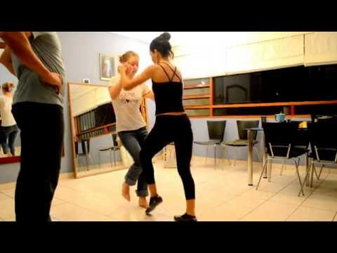 Salsa lessons with Christine and Simon from Denver | Paodance