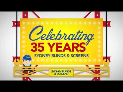 Sydney Blinds and Screens