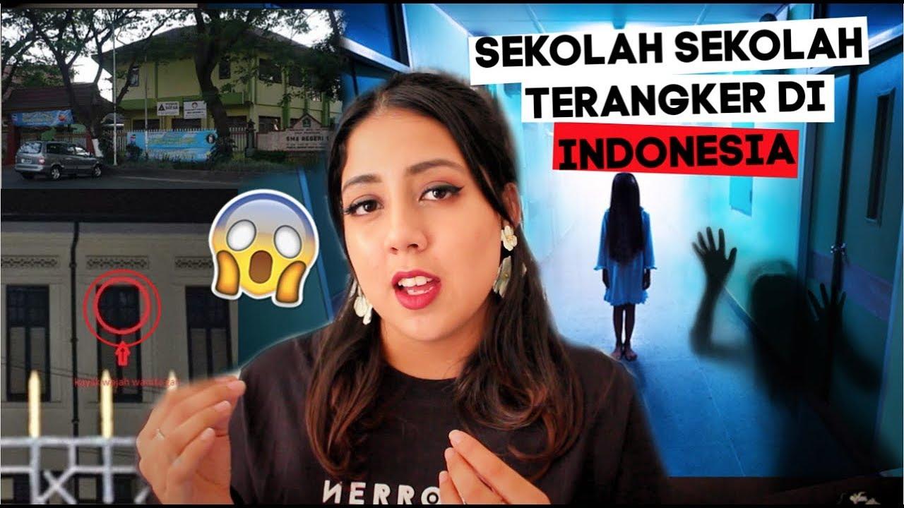 Sekolah2 ter-ANGKER di INDONESIA!! |#NERROR