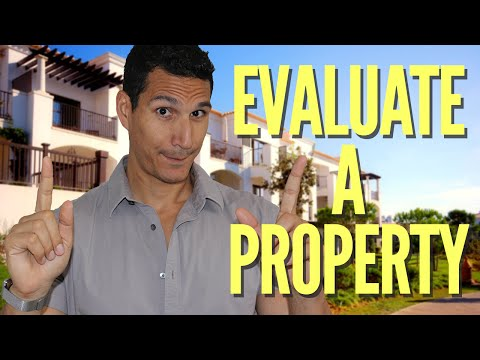 How To Evaluate A Real Estate Property So You Won't Lose Money