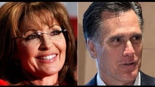 McCain Files Show Why Palin Picked Over Romney in 2008