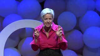 The Body's Language of Stress | Barb Higgins | TEDxYYC