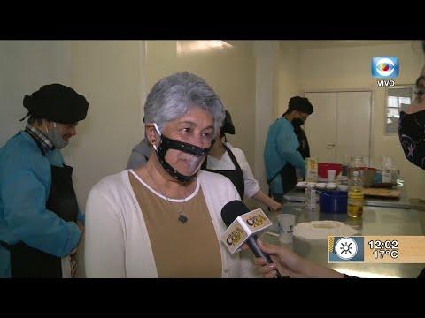 Cocina comunitaria en el PTI del Cerro