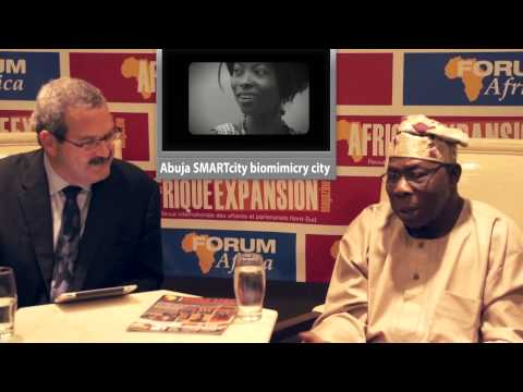 Interview with former President of Nigeria, H.E. Obasanjo on Canada-Africa relations