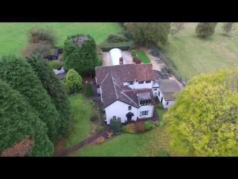 DJI phantom 3 standard flight over winscombe