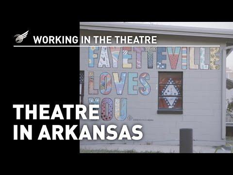 Working in the Theatre: Theatre in Arkansas