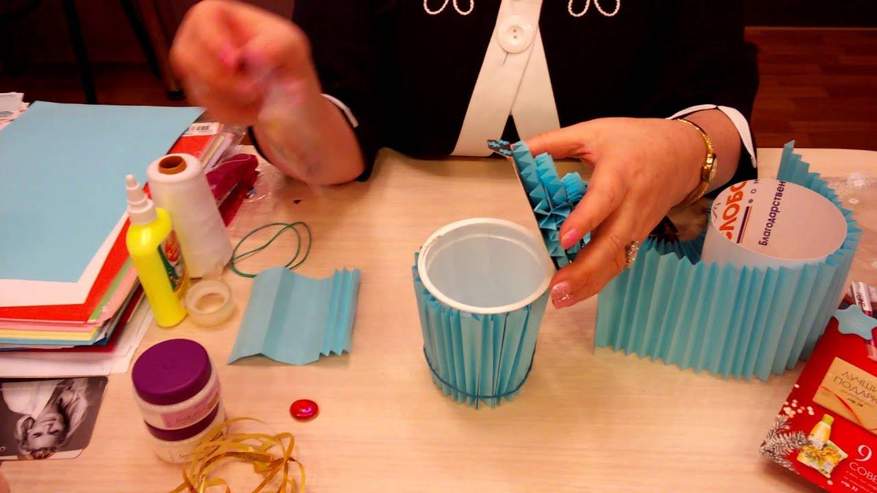Шкатулки с конфетами своими руками