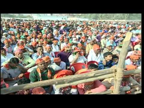 PM Modi addresses public rally in Deoria, Uttar Pradesh