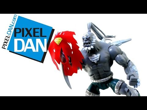 DC Universe Classics Doomsday Unleashed Figure Video Review