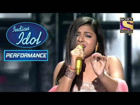 Arunita ने दिया Exceptionally Beautiful Performance 'Pyaar Hua Iqraar Hua' पर| Indian Idol Season 12