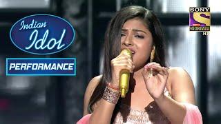 Download Arunita ने दिया Exceptionally Beautiful Performance 'Pyaar Hua Iqraar Hua' पर  Indian Idol Season 12