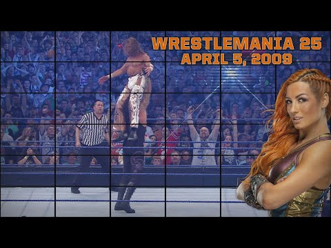 """Becky Lynch reveals the match she dubs """"perfection"""" (WWE Network Exclusive)"""