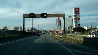 Baixar BR 101 Sul de Palhoça á Florianópolis SC