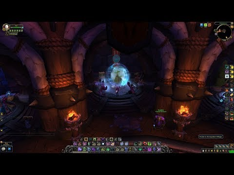 WoW Orgrimmar Portal To Pandaria (Honeydew Village) [New Location, Patch 8.15]