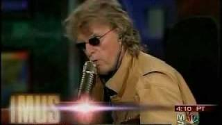 DON IMUS ~ 'THESE BASTARDS WENT AFTER ME...'