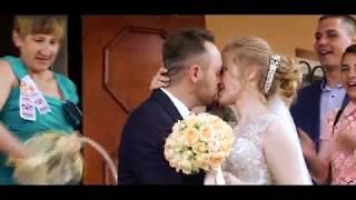 Свадьба Алины и Максима