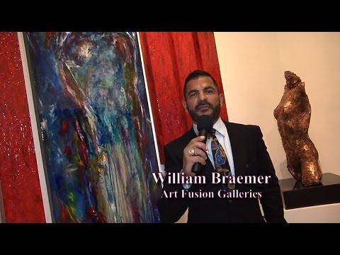 Art Basel Miami Beach 2016 With Wynwood's Art Fusion Galleries.