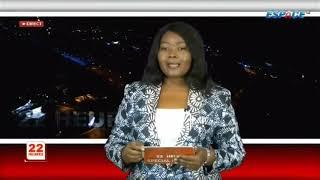 🔴 DIRECT SUR ESPACE TV GUINÉE - LE JT DU 23 JUILLET 2021 - EDITION DE 22 HEURES.