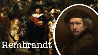 Rembrandt for Children: Art History Biography for Kids - FreeSchool