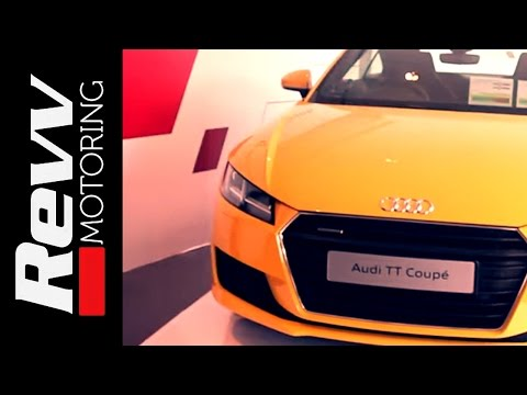 The Audi Driving Experience 2015 - Highlights by Revv Motoring
