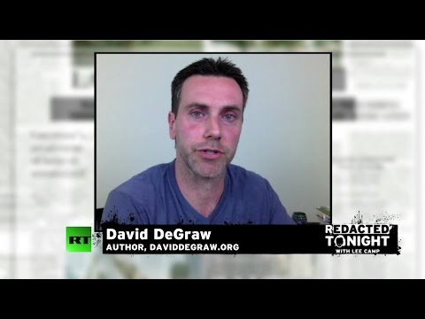 WEB EXCLUSIVE: Interview with David Degraw – Author & Revolutionary Thinker