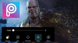 how to make avengers disintegration memes using PICSART |lI dont feel so good meme