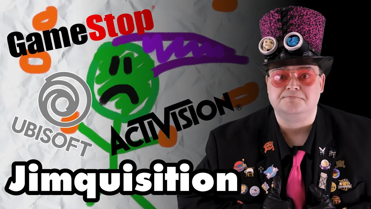 The Completely Politics-Free Video (The Jimquisition)