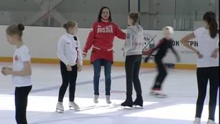 В Сочи тренируется команда по синхронному фигурному катанию Новости 24 Сочи Эфкате