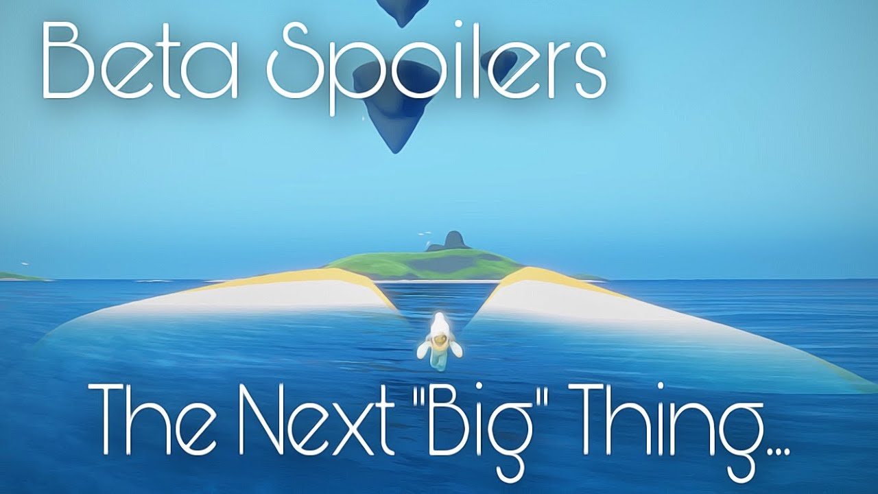 """[BETA SPOILERS] THE NEXT """"BIG"""" THING IN SANCTUARY!!🤔 