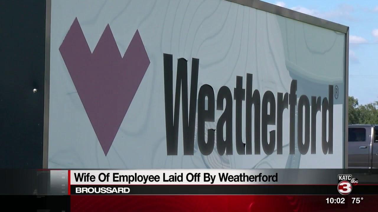 Weatherford Layoffs