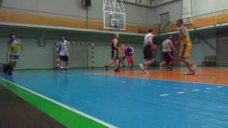 Новая Каховка тренировка баскетбол 18.05.2017 (2 часть)