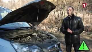 Обзор б/у автомобиля Honda CRV  2006-2012 г.в.