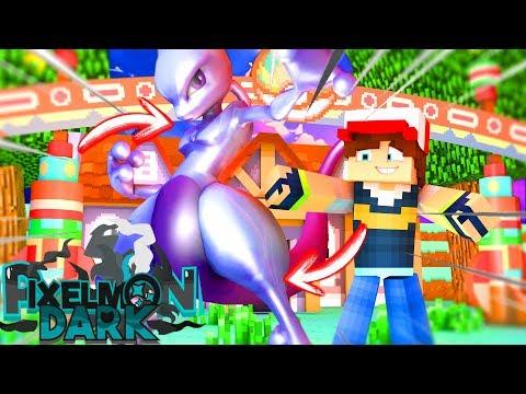 Minecraft: MEU NOVO MEWTWO !!! - Liga Pixelmon Dark #05 ‹ Goten ›