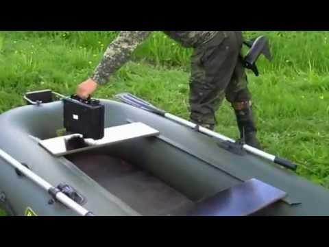 Тяговый аккумулятор Li ion для лодочного электромотора ESPAD