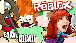 THE NANNY WANTS TO KILL ME!!! YOU HAVE TO ESCAPE!! 🏃💨 ROBLOX