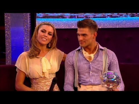 Abbey and Aljaz talk about winning Strictly 2013 - Strictly Come Dancing - BBC One