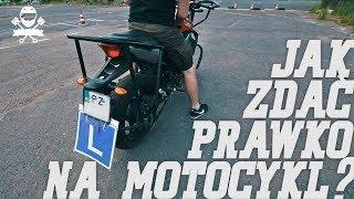 Jak zdać prawo jazdy na motocykl? Ile kosztuje kurs i egzamin? Q&A cz.II