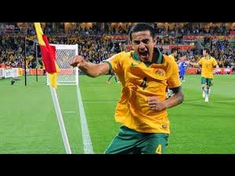 Best Soccer Players from Australia