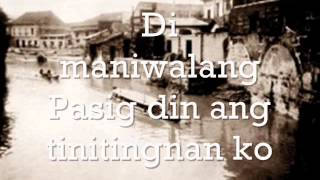 Anak Ng Pasig By Geneva Cruz With Lyrics