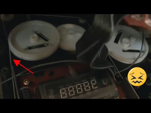 Radio Pan Crusader reparieren Mechanik - eflose #698