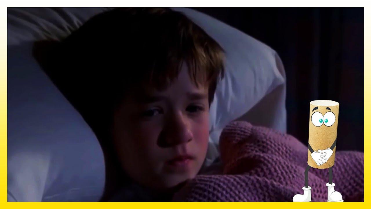 Ich sehe leere Klopapierrollen The Sixth Sense