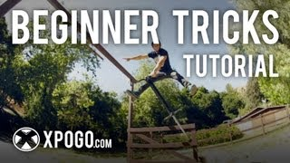 Xpogo Tutorial - Beginner Tricks with Fred Grzybowski