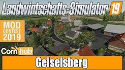 LS19 Mapvorstellung - Geiselsberg -  LS19 Maps