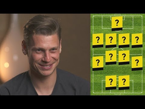 'My Dream Team' | Lukasz Piszczek's BVB Legends Line-Up