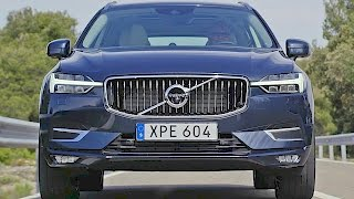 Volvo XC60 premium SUV (2018) Do you like it? [YOUCAR]