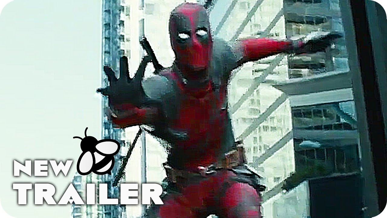Deadpool 2 Clip U0027Cable Chases X Forceu0027 ...