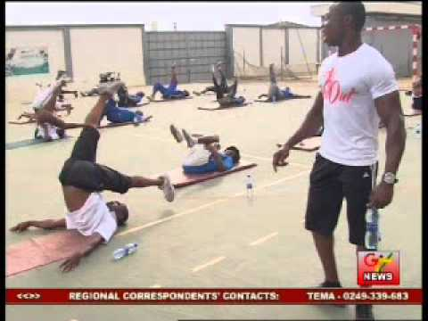 'Accra Work Out' Fitness Program