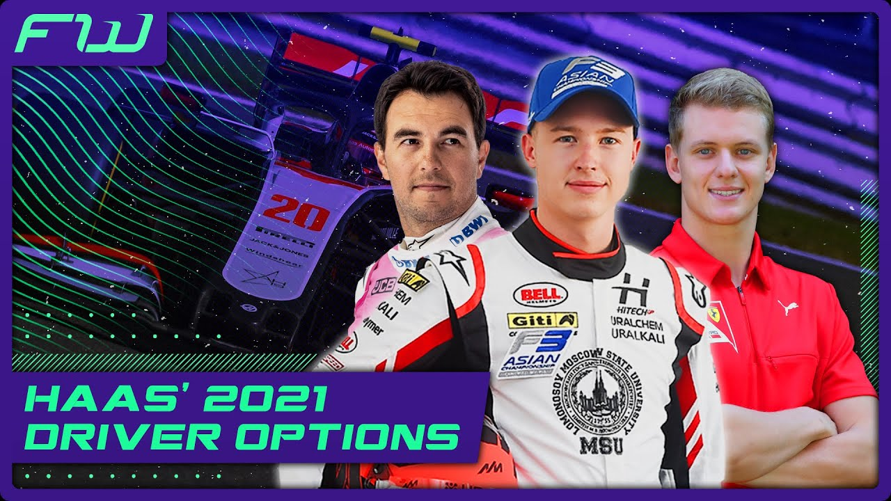 Who Will Haas Sign For 2021?