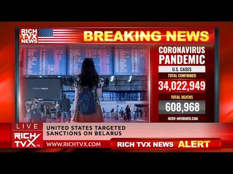 United States Targeted Sanctions On Belarus – Rich TVX News