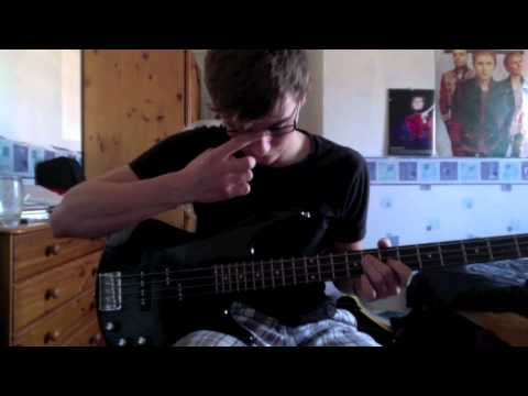 Citizen Erased - Muse [Bass Cover]